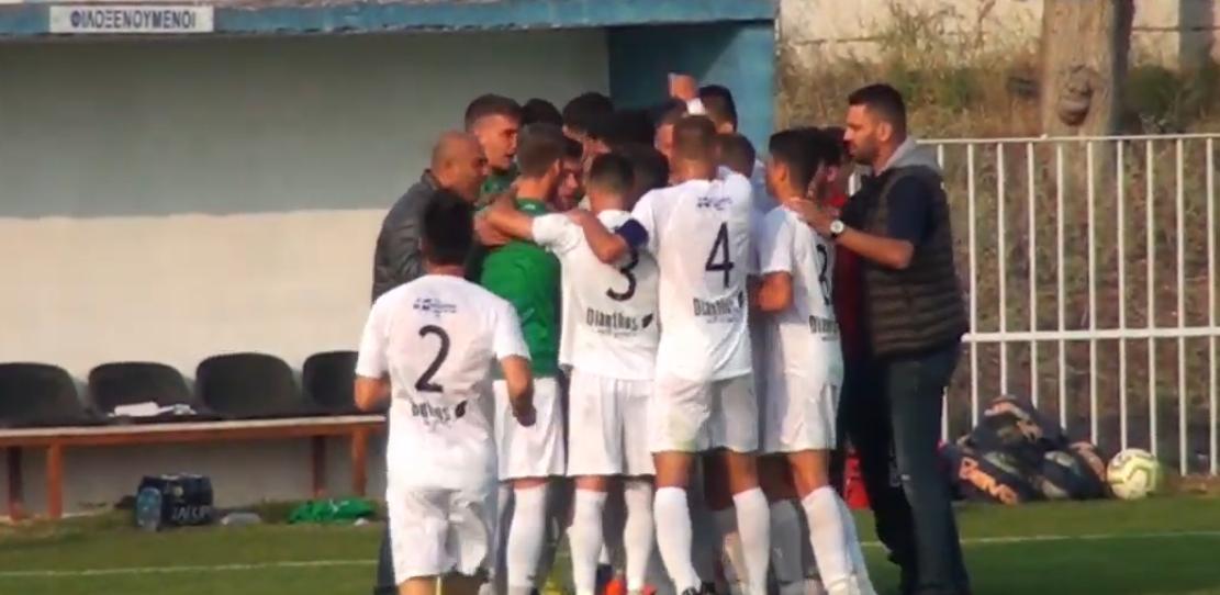 Επιβλητικός ο Μακεδονικός, πέρασε με τρία γκολ από τη Μηχανιώνα